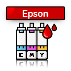 Epson Colour Ink Cartridges