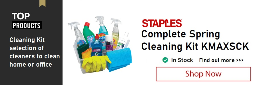 Complete Spring Cleaning Kit <TAG>ONLY</TAG>