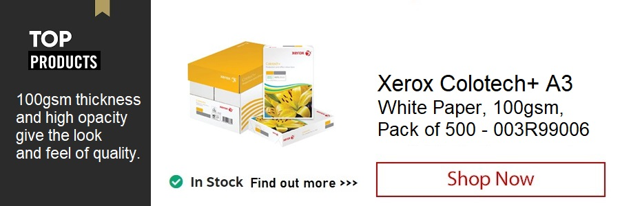 Xerox Colotech+ A3 Paper <TAG>ONLY</TAG>