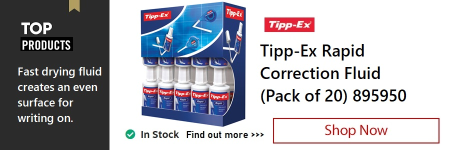 Tipp-Ex Correction Fluid <TAG>ONLY</TAG>
