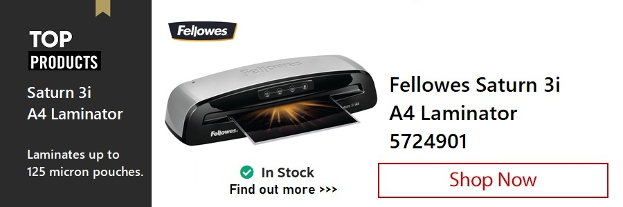 Fellowes Saturn 3i A4 Laminator <TAG>ONLY</TAG>