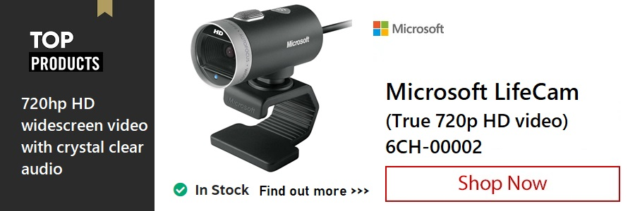 Microsoft LifeCam <TAG>ONLY</TAG>
