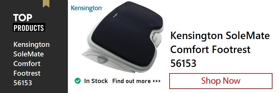 Kensington SoleMate Comfort Footrest <TAG>ONLY</TAG>