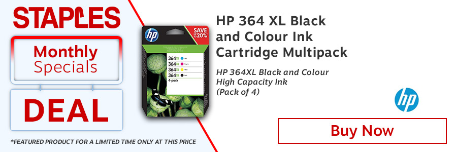 HP 364XL Ink Cartridges High Yield (Pack of 4) <TAG>ONLY</TAG>