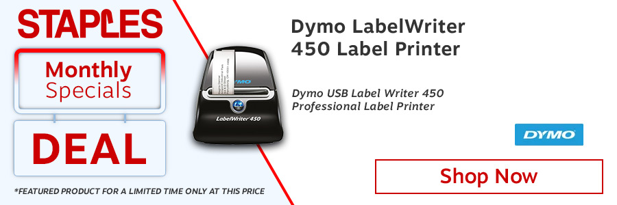 Dymo LabelWriter 450 Thermal Label Printer <TAG>ONLY</TAG>