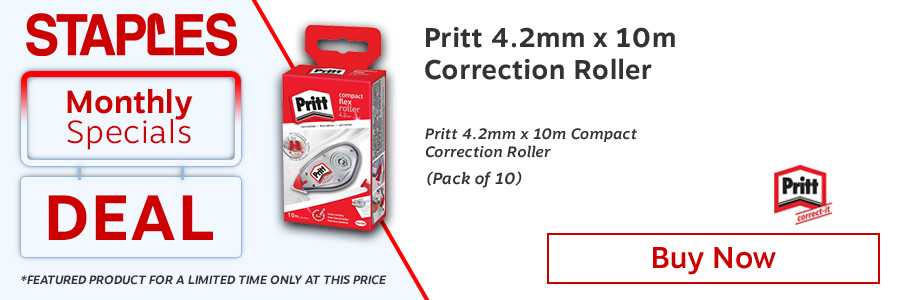 Pritt Compact correction roller <TAG>ONLY</TAG>