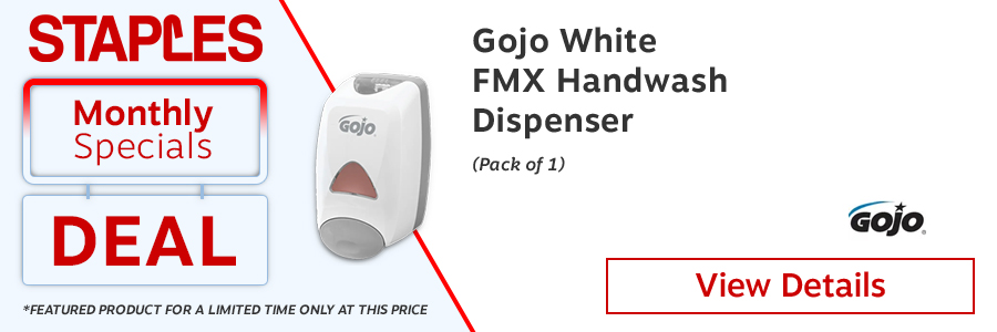 Gojo FMX Handwash Dispenser <TAG>ONLY<TAG>