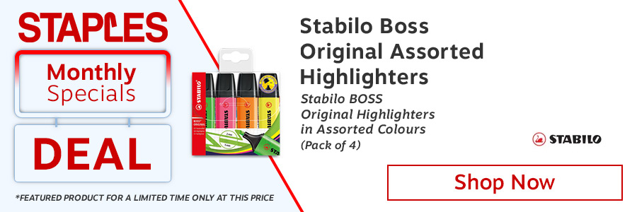 Brand leading fluorescent marker with universal ink for use on most papers including fax and NCR paper. Now with longer writing length and increased 4 hour cap-off time. 2-5mm line width. Water-based ink.<TAG>Only</TAG>
