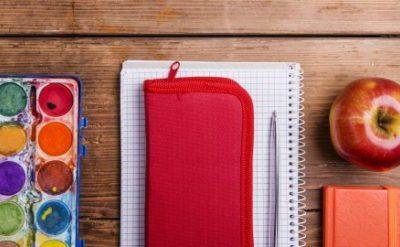 Back to school pencil case checklist