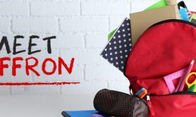 Meet our Back to School vlogger: Saffron Barker