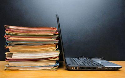 Cabinet vs Cloud: Is digital safer than hard copying?