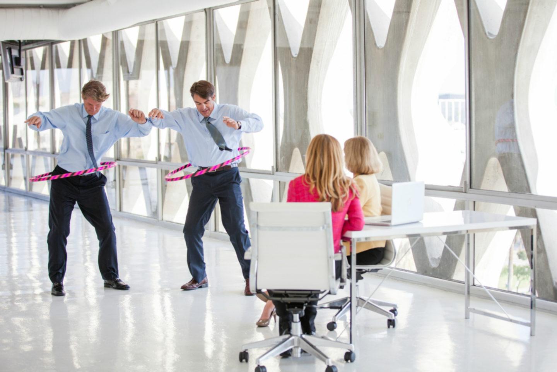 active work environment