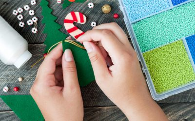 Creating your Christmas essentials at home