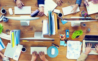How to encourage good desk etiquette