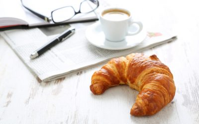 Great Moments in Coffee Break History