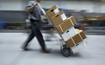 Heavy load lifting checklist