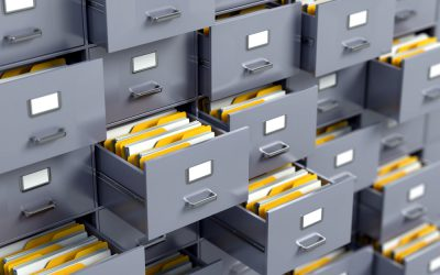 How Do You Organise an Office or Home Filing System?