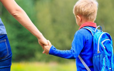 Parents' guide to surviving your child's first day at school