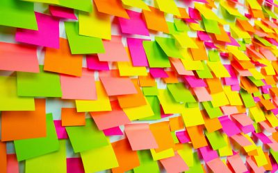 Why Post-it flags are the perfect tool for school