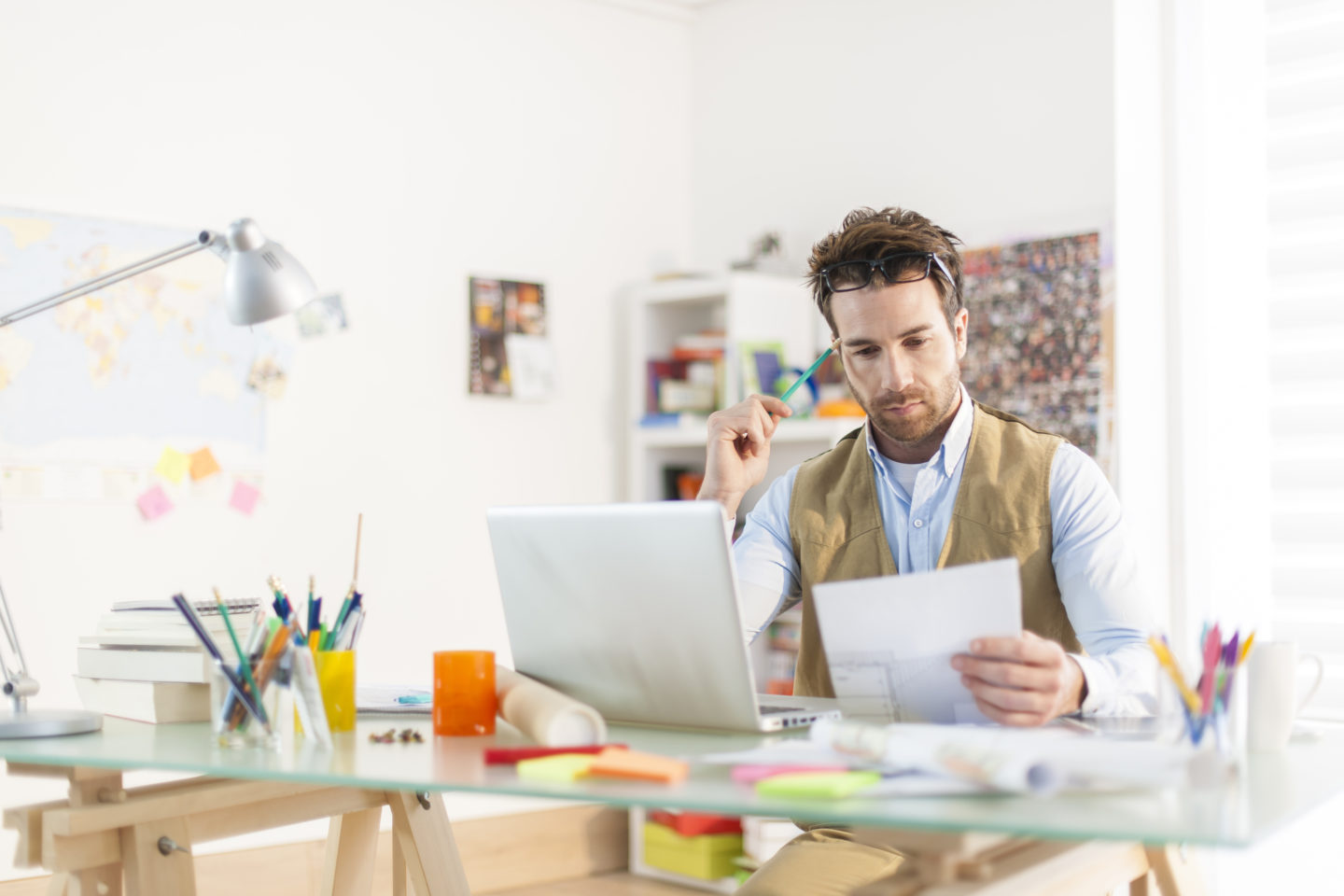 How to Find Work Life Balance in the Home Office