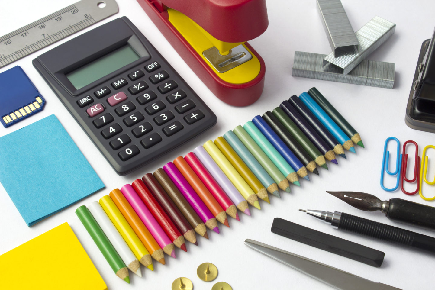 5 Supplies You and Your Child Need When Returning to School and the Office