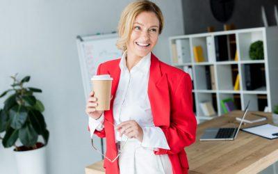 Coffee Breaks: The New Milk and Cookies