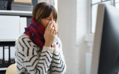 6 ways to do your bit to stop flu outbreaks at work