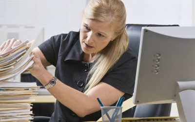 Top Tips for Taming your Office Paperwork