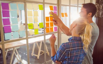 How to use sticky notes for effective collaboration