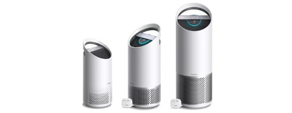 What are the benefits of Leitz TruSens air purifiers?